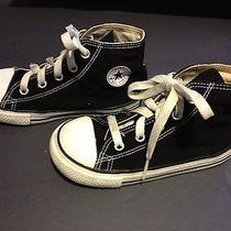 Converse All Stars  Children's Size 9 Photo