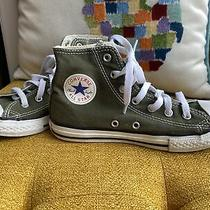 Converse All Stars Chuck Taylor Hunter Green Size 3 Photo
