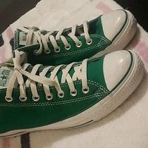 Converse All Stars (Green) Photo