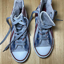 Converse Allstar Chuck Taylor British Flag Photo