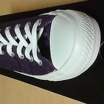 Converse Athletic Shoe (Purple) Photo