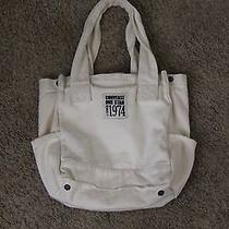 Converse Bag Shopper Off White  Photo