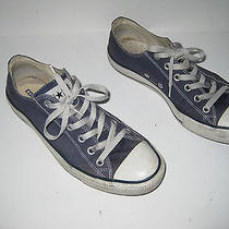 Converse Blue Purple Fabric Photo