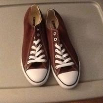 Converse Brown Sneakers Photo