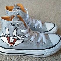 Converse Bugs Bunny All-Stars (Youth 11)  Looney Tunes  Chuck Taylor  Photo