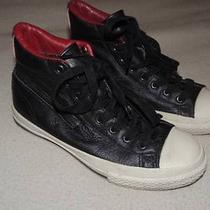 Converse by John Varvatos Chuck Taylor Zip Sneaker Kids Size 3 109.95 Photo