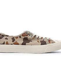 Converse Camo Jack Purcell Low Top - Brown Beige (132760c) Us8 Photo