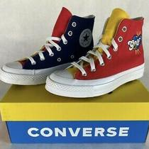 Converse Chuck Taylor All-Star 70s Hi Golf Wang Tripanel Unisex Mens 8.5 Photo