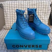 Converse Chuck Taylor All Star Duck Boot High X Ambush Blue 170589c Size 8 Photo