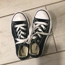 Converse Chuck Taylor All Star Lowcasual Sneaker Little Kid's Size 10.5 Photo