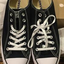Converse Chuck Taylor All Star Sneakers Ox Black Size 11 Photo