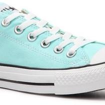 Converse Chuck Taylor Aqua Fashion Sneakers Photo