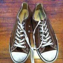 Converse Chuck Taylor Chocolate (Brown) Low Top Canvas Photo