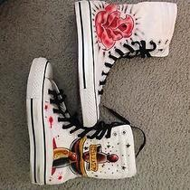 Converse Chuck Taylor Custom Painted Photo