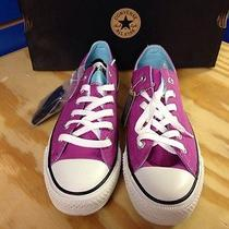 Converse Chuck Taylor Double Tongue Low Top (Ox) Purple Photo