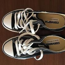 Converse Chuck Taylor Low Top Canvas for Kids Size 1 Photo