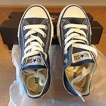 Converse Chuck Taylor Low-Top Child Sz 11 Nib Photo