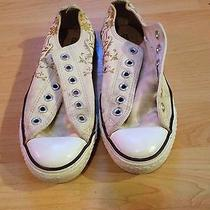 Converse Chuck Taylor Low Top Mens 5 Womens 7 Photo