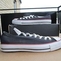 Converse Chuck Taylor Low Tops Photo