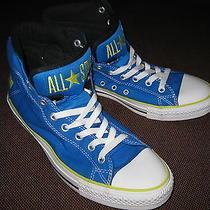 Converse Chuck Taylor Pc Primo Hi Blue/green Athletic Shoes (Mens Us 11) 135189f Photo