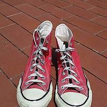 Converse Chuck Taylors Red Photo
