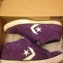 Converse Cons Skate Purple  Photo