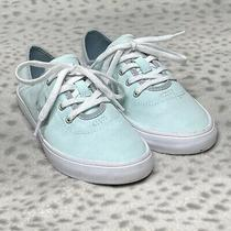 Converse Costa Sneaker Teal Low Top Lace Up  Girls Size 13 Lace Up Shoe Photo