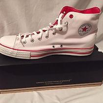 Converse Ct as Red Hi White/red Photo