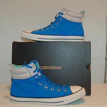Converse Ct End Game  Hi Electric Blue New With Box Photo