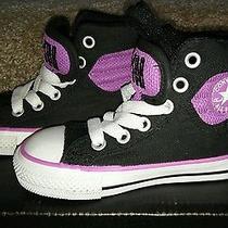 Converse Ct Primo Hi Purple Toddler Size 5 Photo