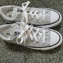 Converse Ctas Madison Ox Wolf Grey White Womens Casual Sneakers 564331f New Sz 6 Photo