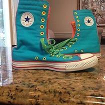 Converse Custom  Chuck Taylor Hi Top Sneaket Photo