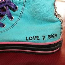 Converse Custom Girls Sneakers Size 1