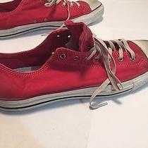 Converse Distressed Chuck Taylor Low Top Men's Size 11.5 New Photo