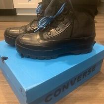 Converse Duck Boot High X Ambush Black 170588c Size 8 Photo