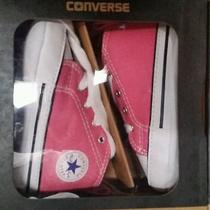Converse First Star Pink Infant Photo