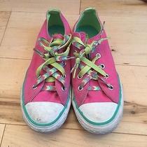 Converse Girls Size 1 Photo