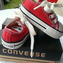 Converse Infant Shoes Size 2 Photo