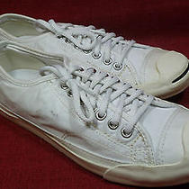 Converse Jack Purcell Women's Sneakers Size 9.5 Euc Photo