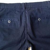 Converse John Varvatos Apparel Pants Womens Blue 100% Cotton 33inseam Sz8  Photo