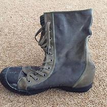 Converse /john Varvatos Bosey Boots Green 10.5 Photo