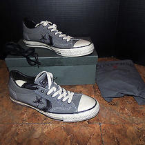 Converse John Varvatos Charcoal / White  Mens Size 8 Photo
