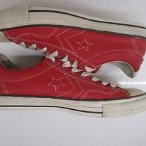 Converse John Varvatos Chuck Taylor All Star Leather Shoes Sneaker Basketball 13 Photo