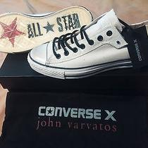 Converse John Varvatos Chuck Taylor Ox Turtledove 142951c Men's Shoes Size 10 Photo