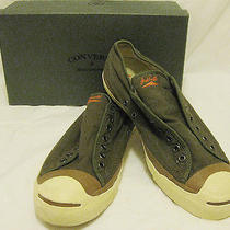 Converse John Varvatos Jack Purcell Limited Edition 12  Sneakers Shoes Photo