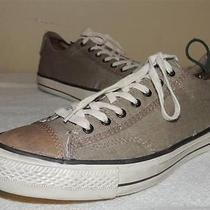 Converse John Varvatos Painted Wash  Sneakers Shoes Sz 9.5 Photo