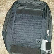Converse Laptop  Quilted Backpack New 410795 Photo