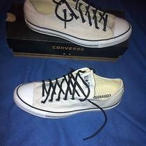 Converse Low Top All Star Beige Chuck Taylor sz.10 Photo