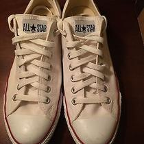 Converse Low-Tops M9/w11 Worn Once Photo