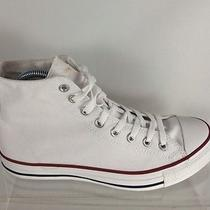 Converse Men White 8.5 Photo